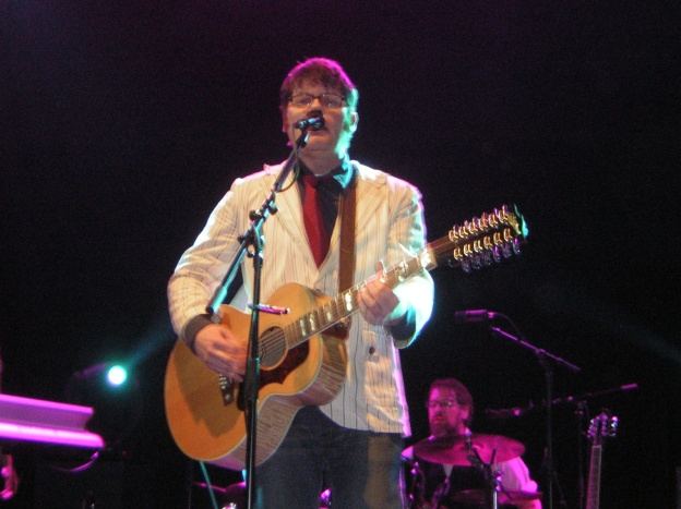 Meloy at ABC, glasgow in 2007