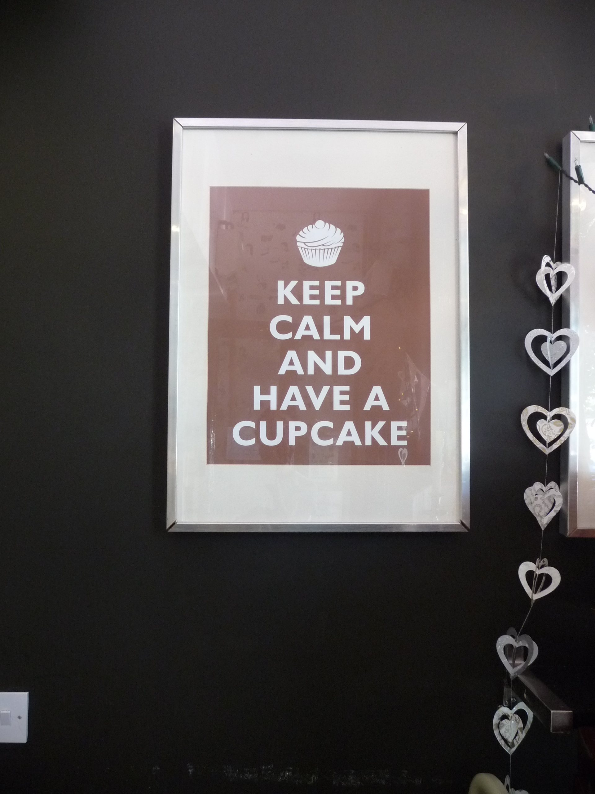 Keep Calm and Have a Cupcake!!